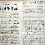 Song Desperado - multitrack format